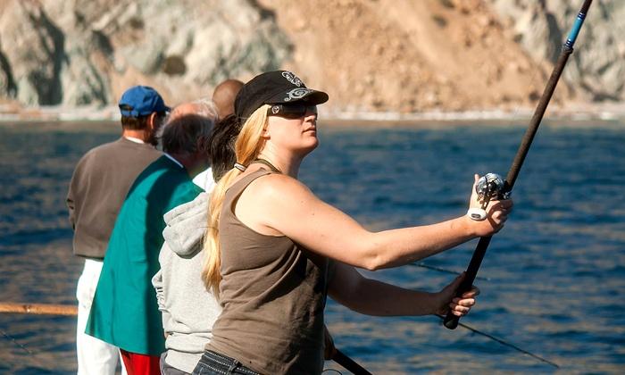 Newport Landing Sportfishing - Newport Beach: Fishing Trip from Newport Landing Whale Watching (Up to 52% Off). Four Options Available.