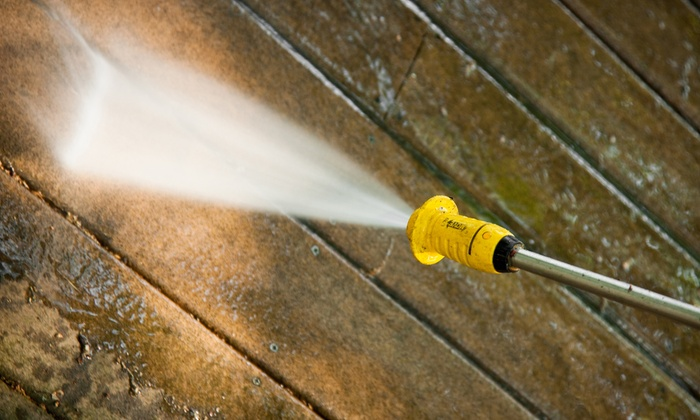 The Reliable Power Washing Guy - Charlotte: Power Washing of One- or Two-Story Home from The Reliable Power Washing Guy (Up to 51% Off)