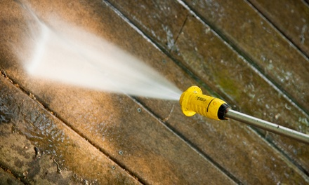 Power Washing of One- or Two-Story Home from The Reliable Power Washing Guy (Up to 51% Off)