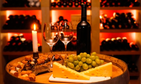 $49 for a Wine Tasting for Two with Appetizer, Dinner, and a Bottle of Wine at 1742 Wine Bar (Up to $178.90 Value) ce1dd24a-292b-11e2-935a-00259061289e
