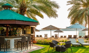 Latest Recipe-Le Meridien Abu Dhabi: Friday Brunch Plus Pool and Beach Access with Optional Massage at Latest Recipe, Le Meridien Abu Dhabi (Up to 71% Off)