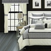 Chic Home Hailey Quilted and Embroidered Room in a Bag