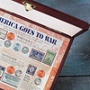 America Goes To War Coin and Stamp Collection