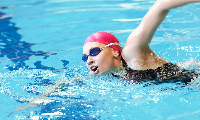 Flying Fish Swimming School - Pleasanton: 5 or 10 Half-Hour Swimming Lessons at Flying Fish Swimming School (Up to 56% Off)