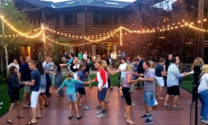 Backyard Ballroom - Salt Lake City: $25 for One Private Dance Class from Backyard Ballroom ($50 Value)