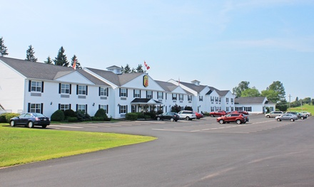1-Night Stay for Two Adults and Up to Two Kids at Super 8 Charlottetown PE on Prince Edward Island