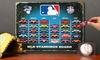 MLB Magnetic Standings Board: MLB Magnetic Standings Board