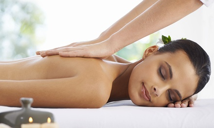 45-Minute Massage with 30-Minute Facial at Laser & Aesthetic Clinic (64% Off)