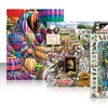 1,000-Piece Jigsaw Puzzles from White Mountain Puzzles