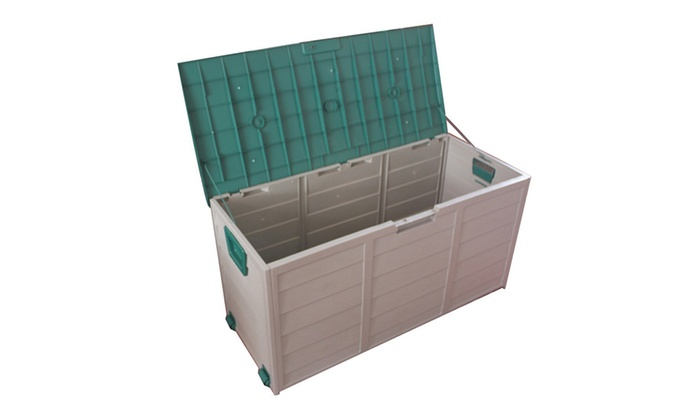 Groupon Goods Global Gmbh Garden Storage Box For 29 99 77 Off