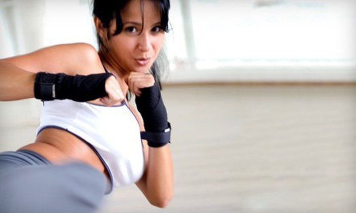 Rising Sun - Oakville: 10 or 20 Boot-Camp or Cardio-Kickboxing Classes or 10 Kids' Taekwondo Classes at Rising Sun in Oakville (Up to 93% Off)