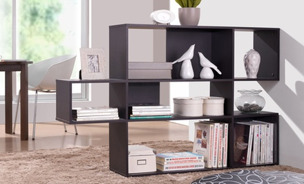 Zig-Zag Modern Storage Shelving Units. Multiple Styles from $59.99–$219.99. Free Returns.