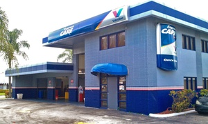 Valvoline Express Care: $20 for a Full-Service Oil-Change Package ($38.99 Value)