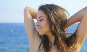 Paradise Wellness Med Spa - San Antonio: A Laser Hair Removal Treatment on a Large Area at Paradise Wellness MedSpa (84% Off)