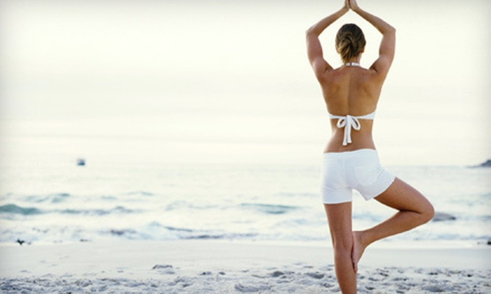 Beach Yoga & Wellness - Port Coquitlam: 10 or 20 Yoga or Fitness Classes or $25 for $50 Worth of Services and Gear at Beach Yoga & Wellness