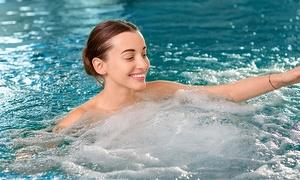 Sky Spa: Exklusive Penthouse-Spa-Tageskarte für 1 oder 2 Personen im Sky Spa (bis zu 48% sparen*)