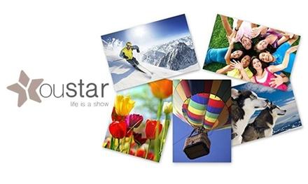 Da 100 a 600 stampe foto e cornice a 1,89€euro