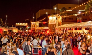 Los Angeles Food & Wine Festival: Admission to Events at the Los Angeles Food & Wine Festival. Four Options Available.