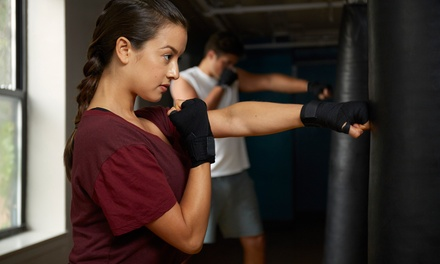 $40 for Kickboxing Fitness Classes at Corpus Christi Family Martial Arts Academy ($104 Value)