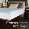 """ComforPedic Loft from Beautyrest 2"""" Gel Comfort Topper with Cover"""