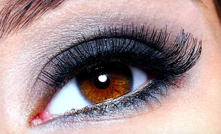 Full Set of Eyelash Extensions with Option of Refill at The Xtreme Beauty (68% Off)