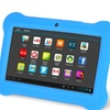 "Orbo Jr. 4GB 7"" Kids' Tablet with Android OS and Silicone Gel Case"