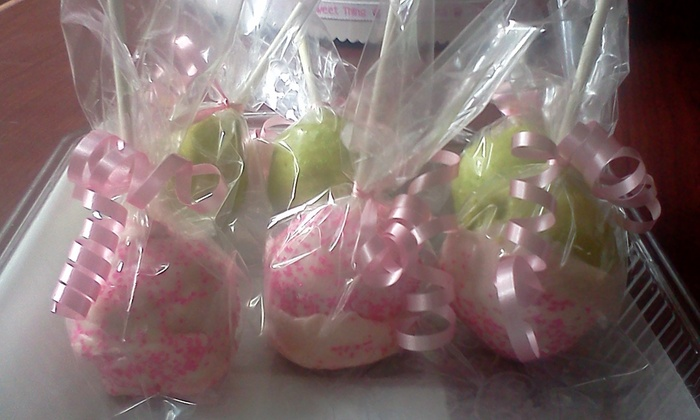 Tippy Cakes Bakery - Augusta: One Dozen Cake Balls at Tippy Cakes Bakery (33% Off)