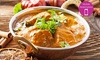 Royal Indian Restaurant - Woodville: Indian Thali Lunch for Two ($16) or Four People ($29) at Royal Indian Restaurant, Woodville (Up to $72 Value)
