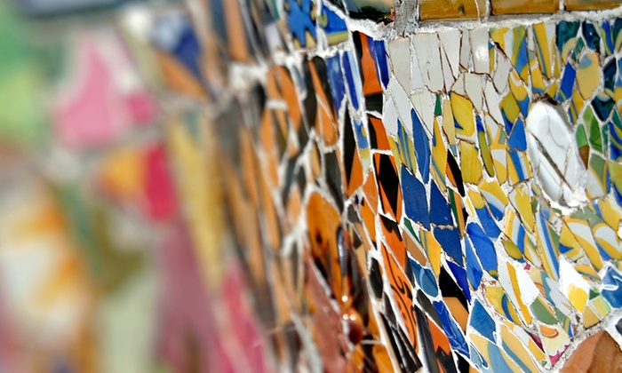 MIY Ceramics - Make It Yourself Ceramics & Glass Studio: Mosaic Class for One, Two, or Four at MIY Ceramics (48% Off)