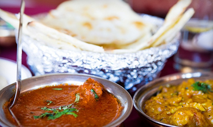 Indian Summer - El Segundo: Indian Dinner for Two or Four at Indian Summer (52% Off)