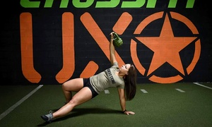 CrossFit UXO: 10 CrossFit Classes or One Month of Unlimited CrossFit Classes at CrossFit UXO (Up to 74% Off)