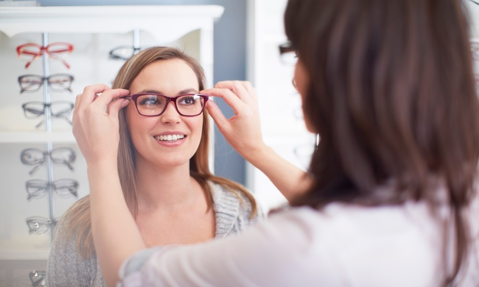 Complete Vision Care Optical Boutique - Webster Groves: $25 for $200 Worth of Glasses at Complete Vision Care Optical Boutique