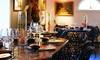 La Table de Beaurecueil - La Table de Beaurecueil: Repas raffiné avec un menu en 3 services pour 2 personnes à 65 € à La Table de Beaurecueil