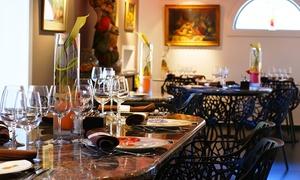 Repas à la Table de Beaurecueil Beaurecueil