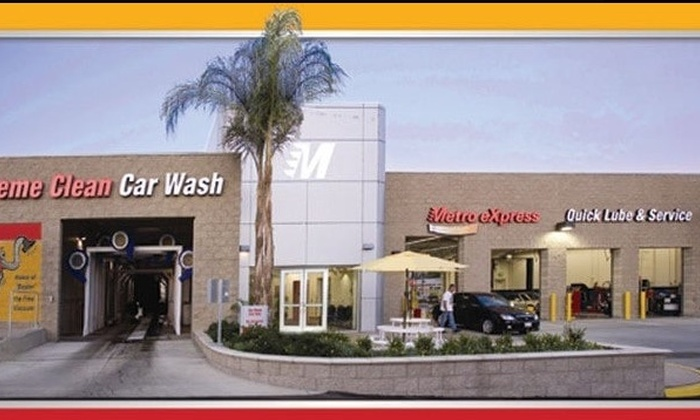 Metro Extreme Car Care From 27 99 Montclair Ca Groupon