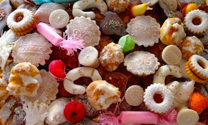 L'Antico Dolce Selargino Da Lola - Selargius: Fino a 2 kg di dolci sardi assortiti da 9,90 €
