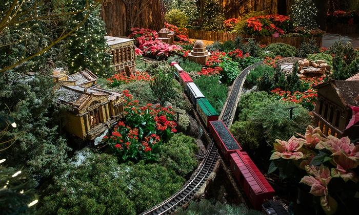 Chicago Botanic Garden In Glencoe Il Livingsocial