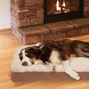 Faux Fur Deluxe Orthopedic Pet Mattress
