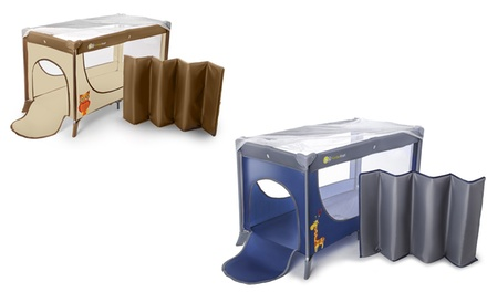 Kinderkraft travel cot bed groupon goods for Cuisine kinderkraft