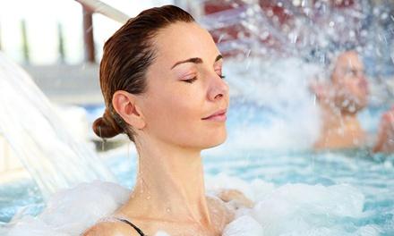 Circuito spa con opción a masaje relajante para 2 personas desde 16,95 € en Centros Noun