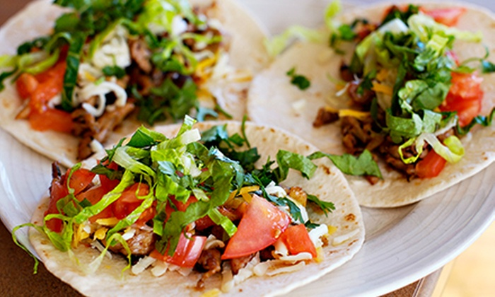 El Taco Loco - New Hope: $12 for $24 Worth of California-Style Mexican Food and Drinks at El Taco Loco in New Hope