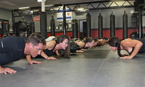 Beach Cities Krav Maga: One or Two Months of Unlimited Krav HIIT Classes at Beach Cities Krav Maga (Up to 74% Off)