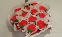 12 Cupcake Bouquet from Lux Cake