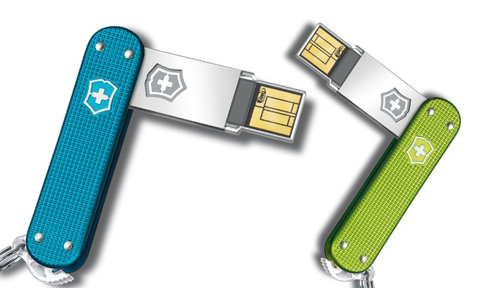 Victorinox Alox Slim USB 2.0 Flash Drive: Victorinox Alox Slim USB 2.0 Flash Drive. Multiple Colors and Sizes Available from $9.99–$29.99. Free Returns.