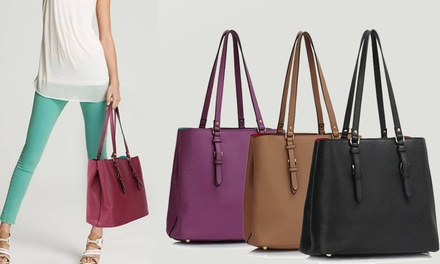 Shoulder Bag in Choice of Colour for £19 (62% Off)