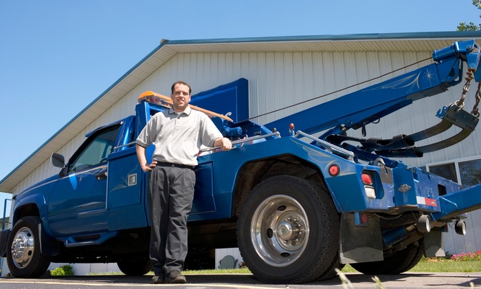 A-1towing - St Louis: $89 for $185 Worth of Roadside Assistance — A-1Towing