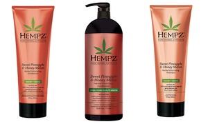Hempz Sweet Pineapple & Honey Melon Volumizing Shampoo or Conditioner