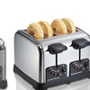Hamilton Beach Classic Chrome Toasters