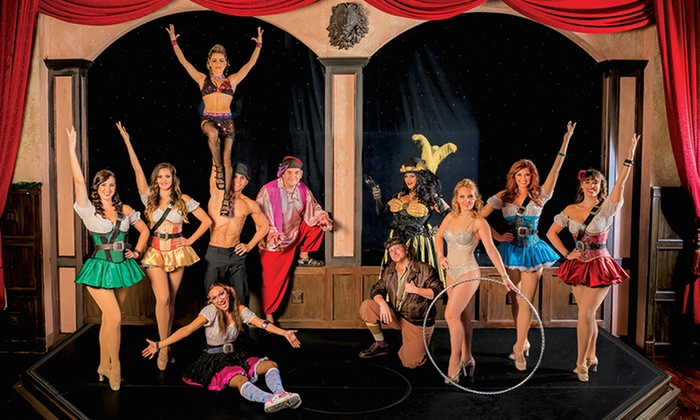 Treasure Tavern Dinner Show - Pirate's Dinner Adventure: Treasure Tavern Dinner Show with Drinks for One or Two (Up to 50% Off)