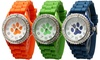 Women's Silicone Paw Watches: Women's Silicone Paw Watches